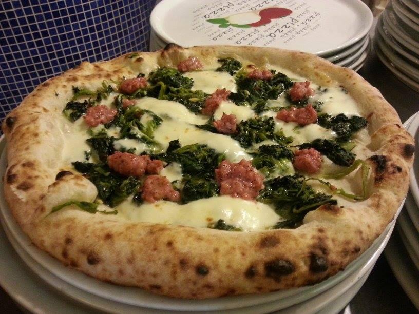 Pizza Pasquale Fornito