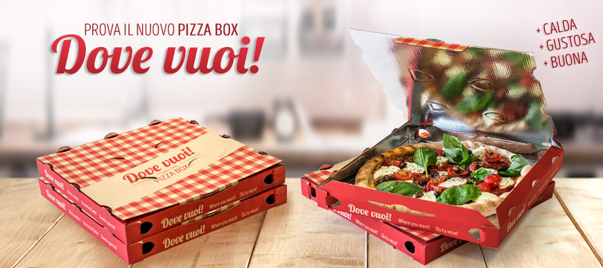 Pizza.it- Pizzabox Dove vuoi
