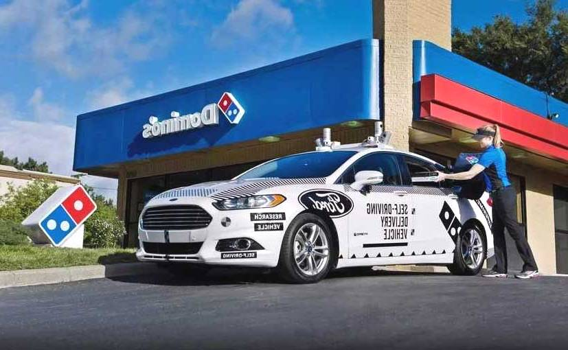 Pizza.it - Ford delivery con Dominos- consegna pizze a domicilio