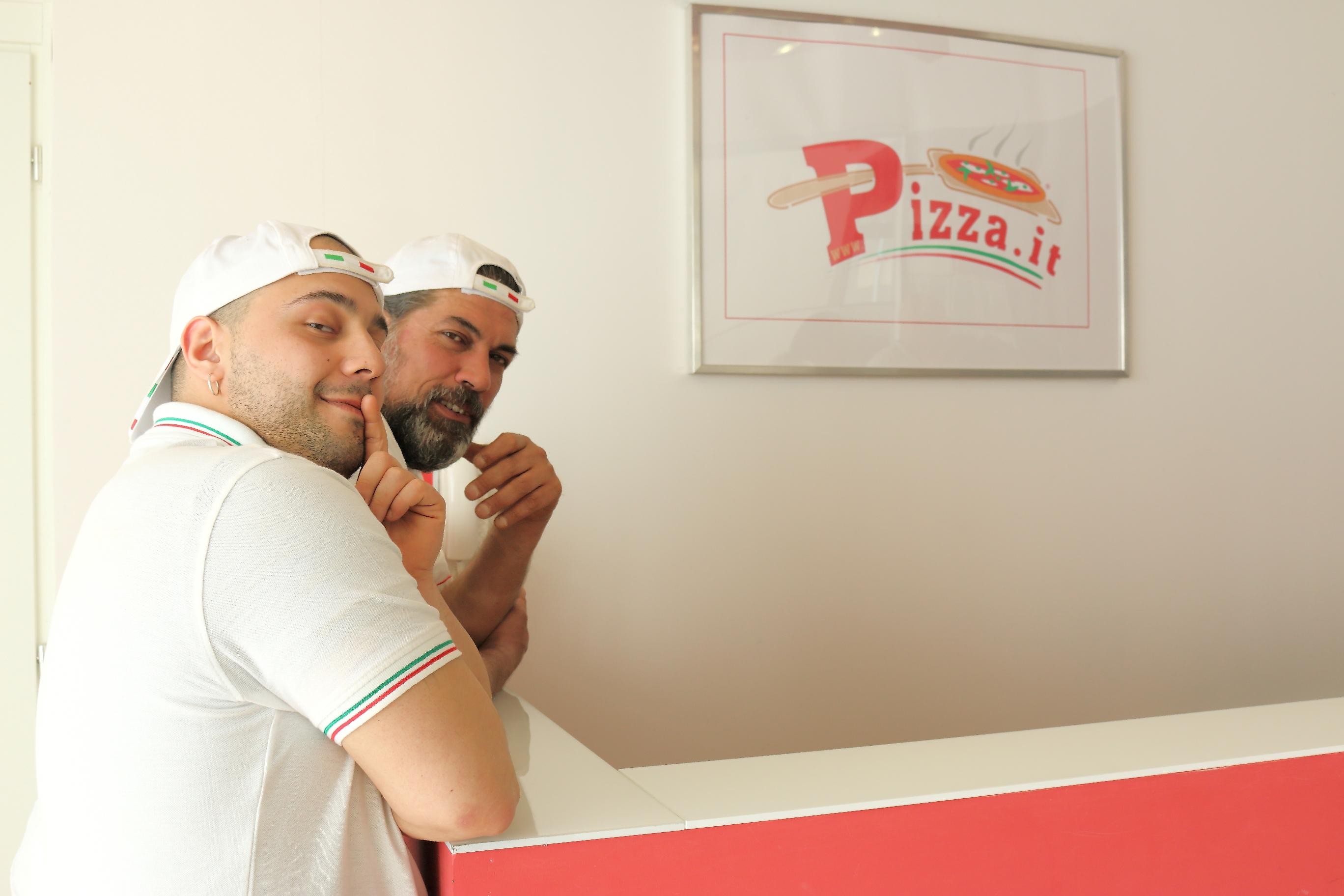 Pizza.it - Giammario Raschini e Alberto Farina