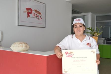 Alessia Petrini Pizza.it School