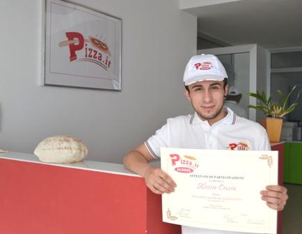 Alessio Coccia Pizza.it School