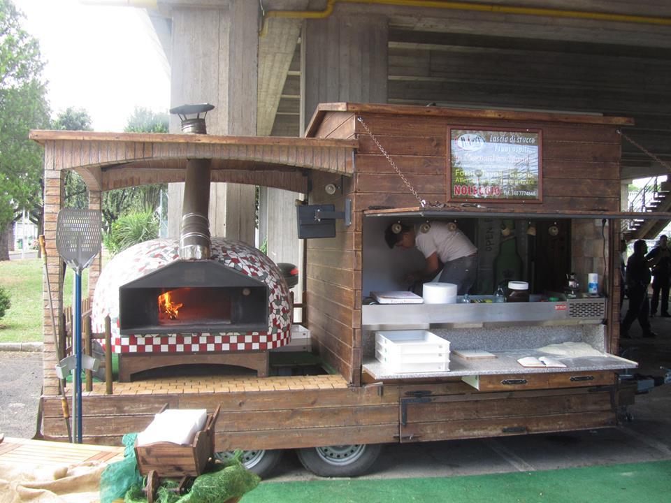 Noleggio forni a legna forum materie prime per pizza su - Forno per pizza domestico ...