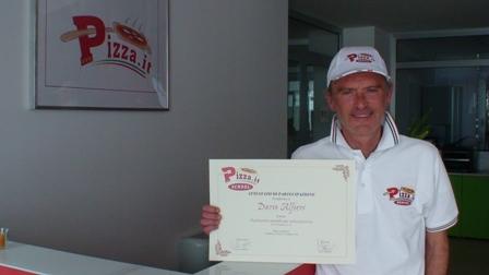 Dario Alfieri Pizza.it School