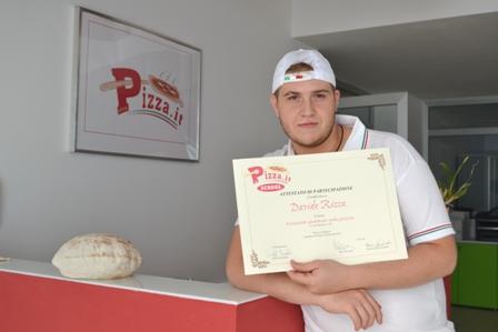 Davide Rizza Pizza.it School