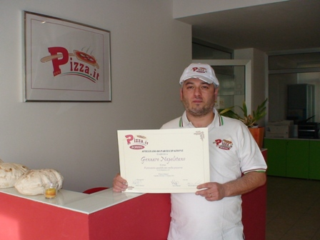 Gennaro Napolitano Pizza.it School