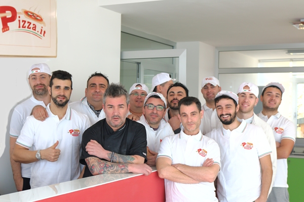 Pizza.it School- corso specialistico di pizza in teglia con Massimo Bosco