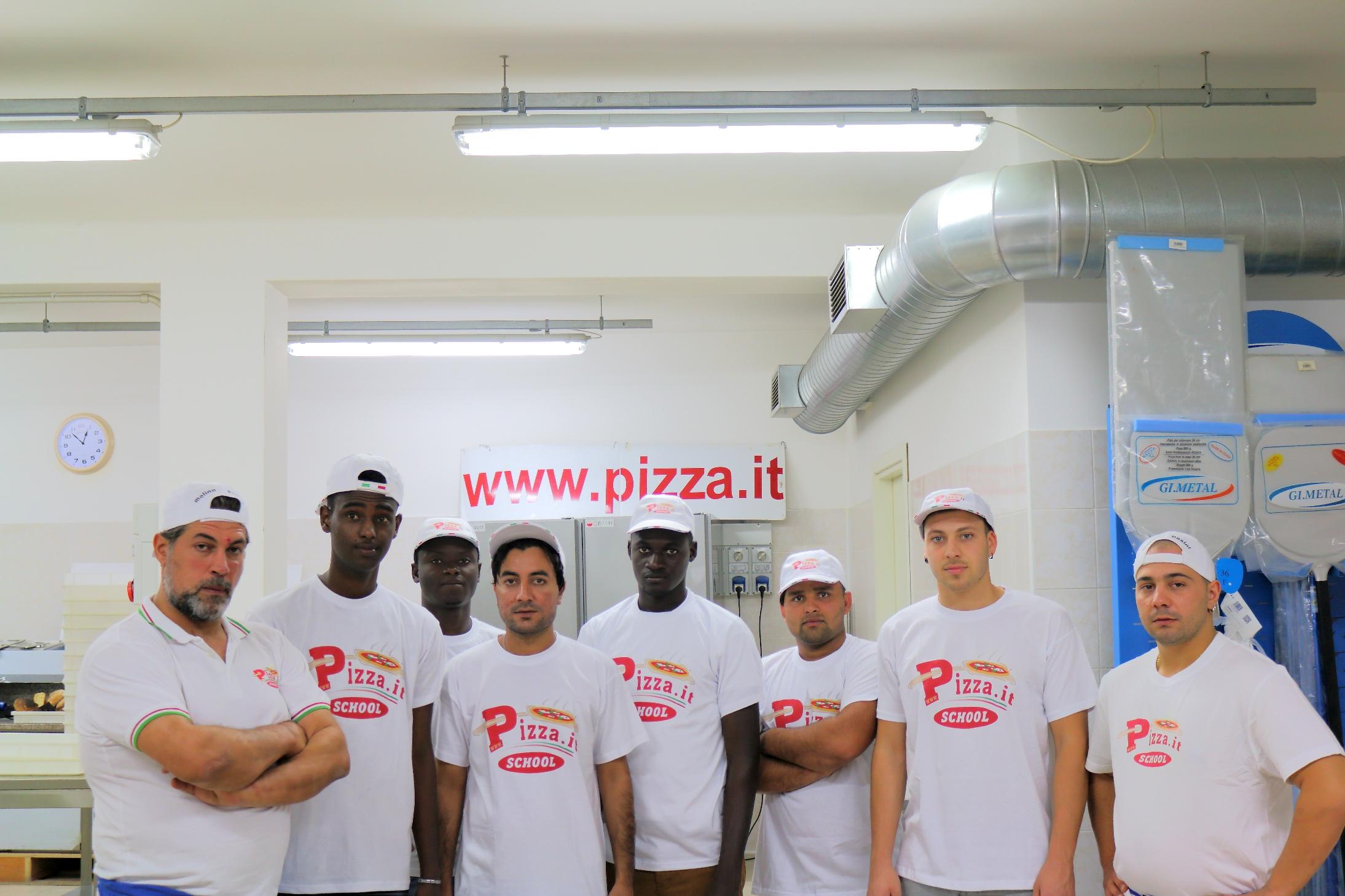 Pizza.it School-Scuola di formazione pizzaioli professionisti
