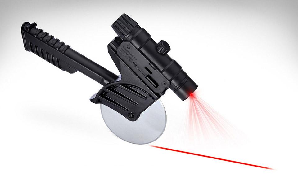 taglia pizza laser
