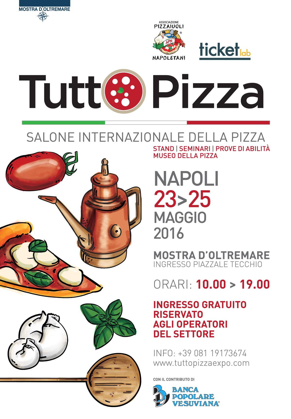 Pizza.it -Evento Tuttopizza Napoli-