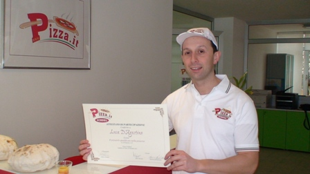 Luca D'Agostino Pizza.it School