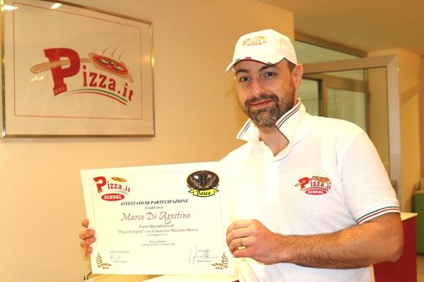 Corso Pizza in teglia  - Pizza.it School