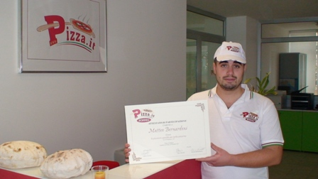 Matteo Bernardoni Pizza.it School