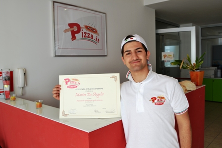 Matteo De Angelis Pizza.it School