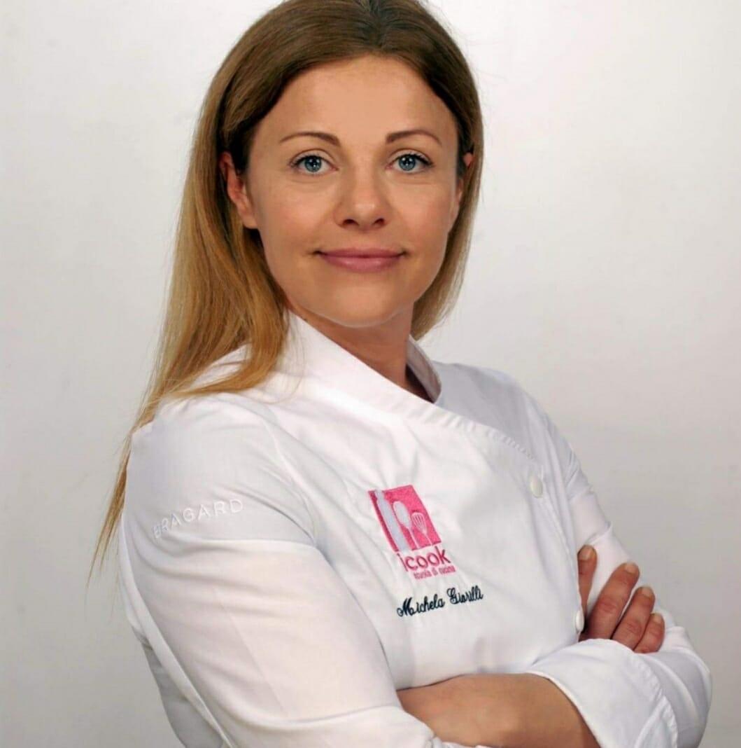 Michela Giorilli ricetta per Pizza.it