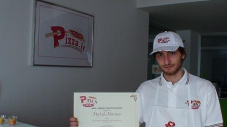 Michele Mariucci Pizza.it School