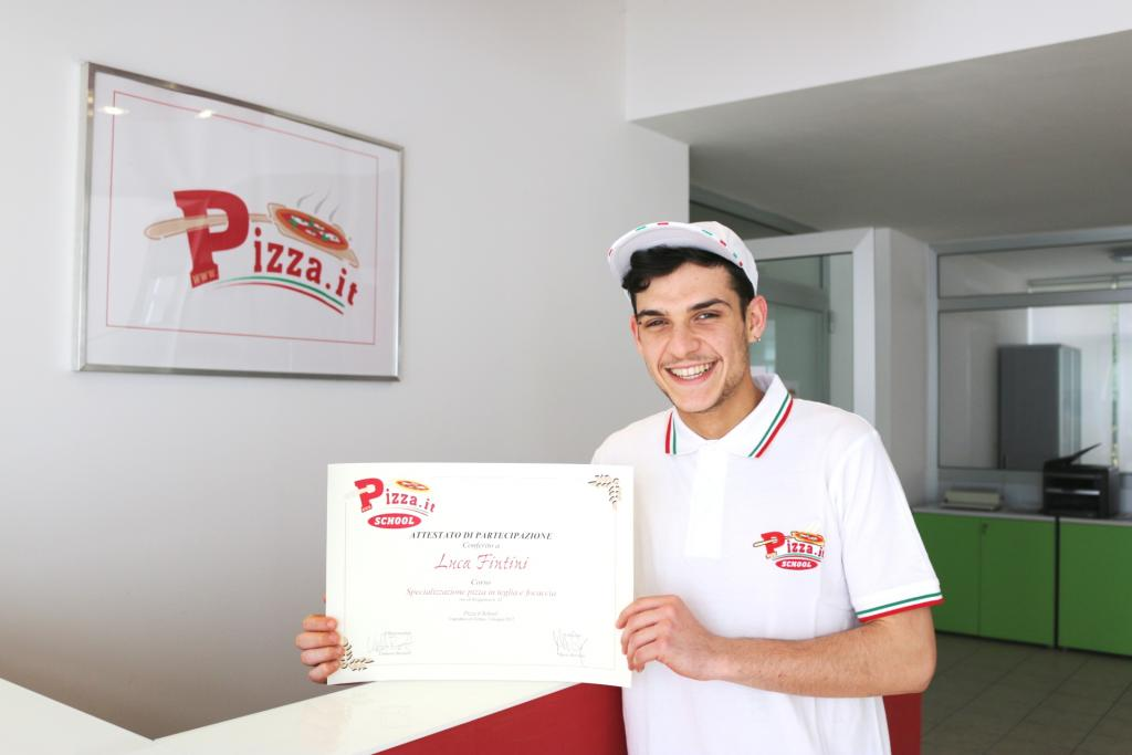 Luca Fintini - Pizza.it School