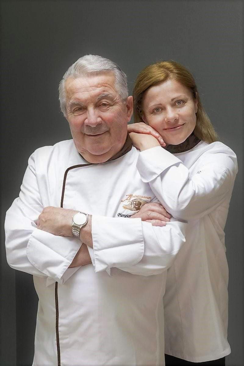 Piergiorgio e Michela Giorilli - Ricetta Colomba pasquale Pizza.it School