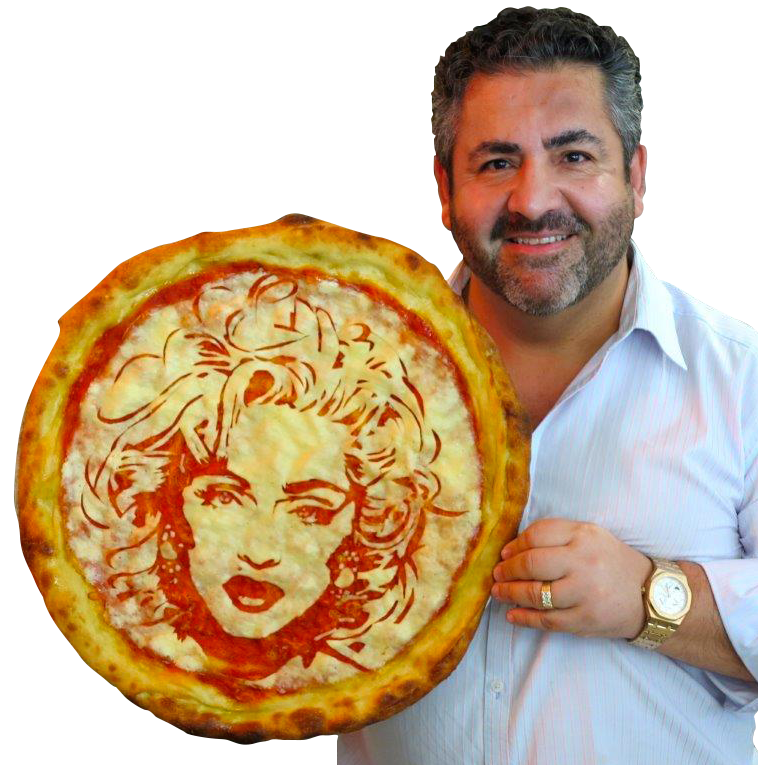 Pizza.it- Pizza marilyn Monroe di domenico crolla