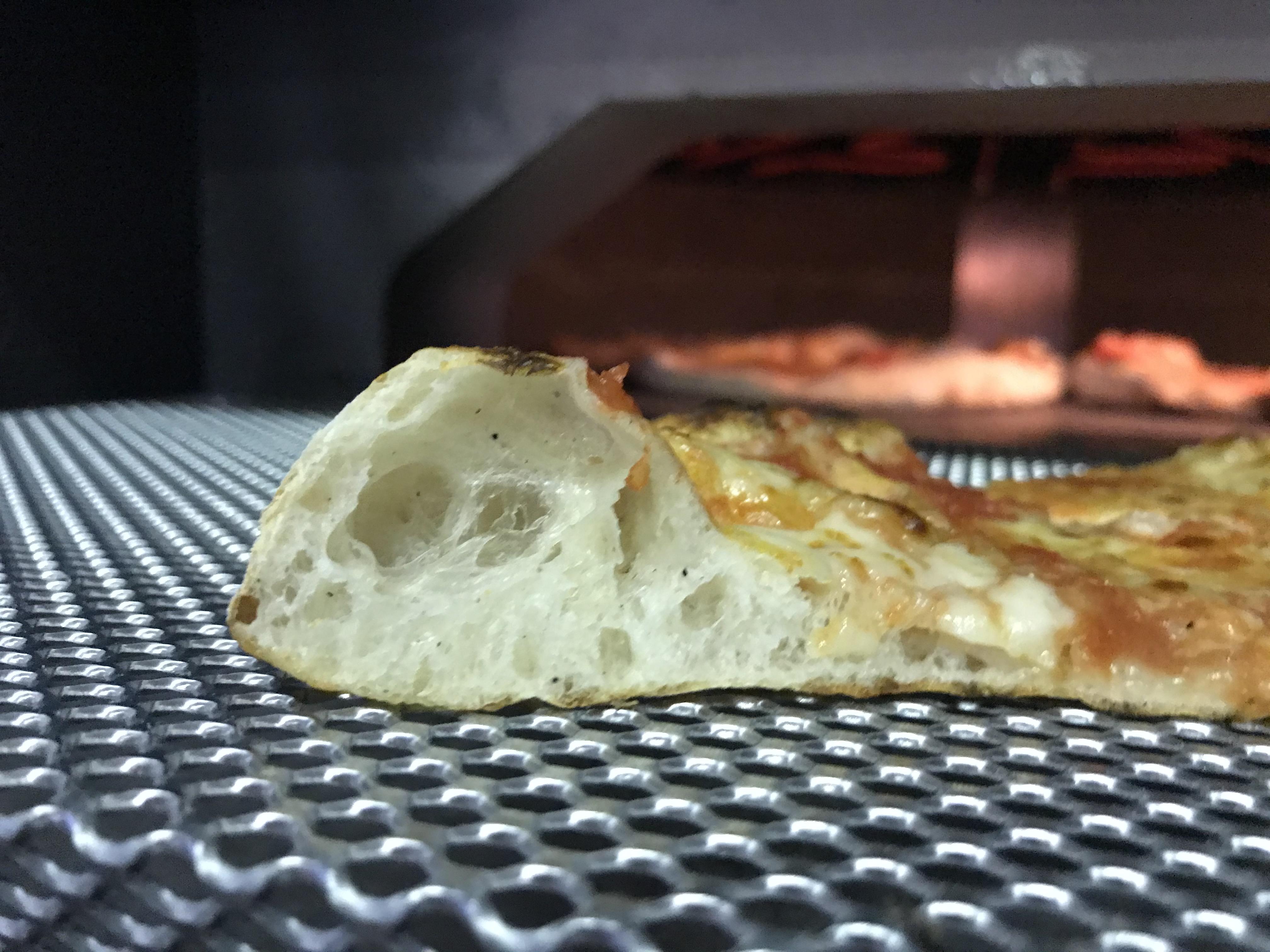 pizza napoletana cotta su forno elettrico- Pizza.it