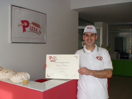 Stefano Fabiani Pizza.it School