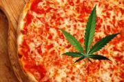 Pizza alla marijuana -Pizza.it