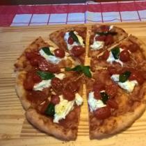 Pizza Tonda Classica Idratazione 60