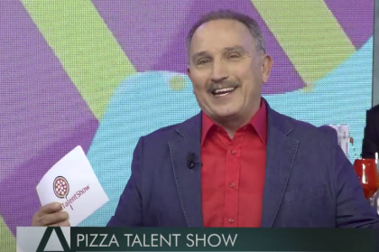 Alessandro Di Pietro - Pizza.it - Pizza talent show Alma Tv