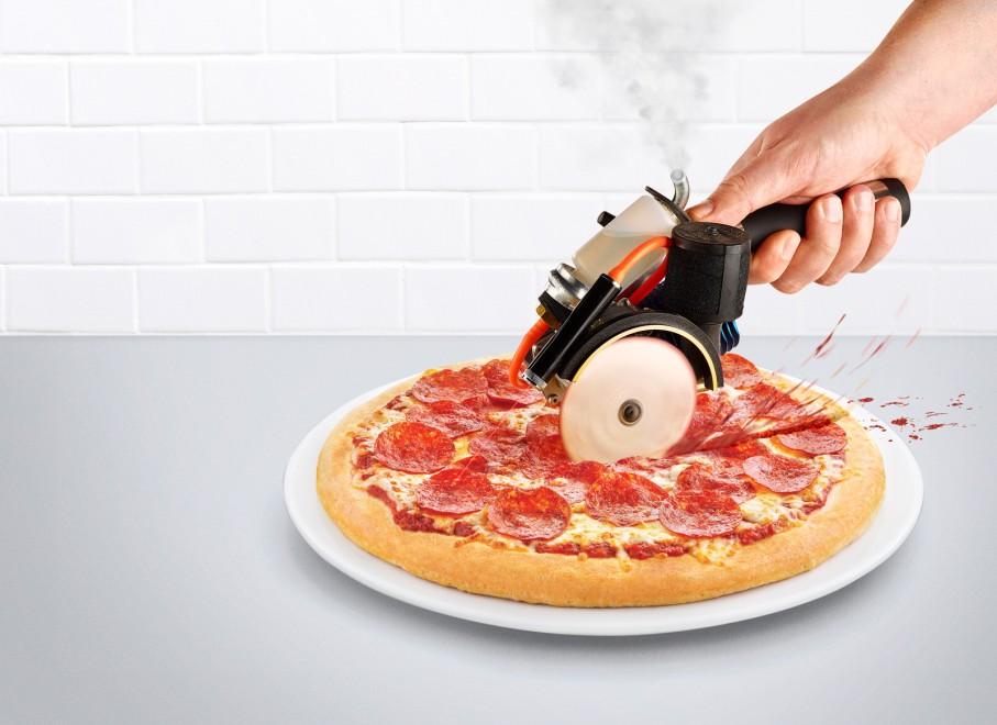 Taglia Pizza Gas